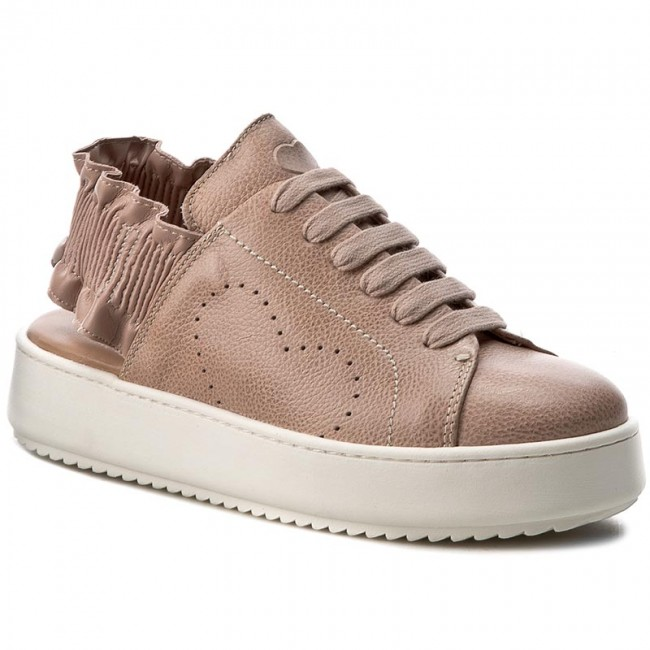 Sandals TWINSET - Sneakers CS7TRN  Nudo Scuro 0846S
