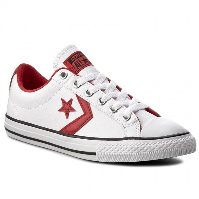 Sneakers CONVERSE - Star Player Ev Ox 656145C White/Casino/Black