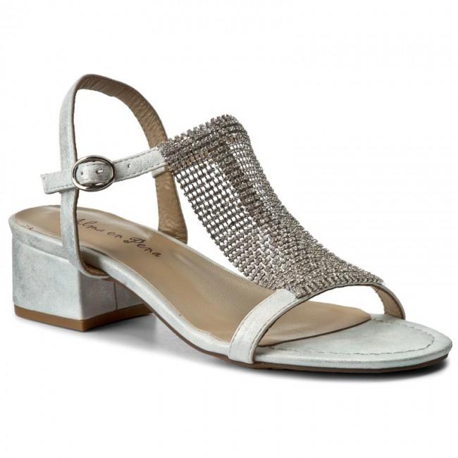 Sandals ALMA EN PENA - V17251  Silver