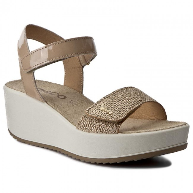 Sandals IGI&CO - 7821100 Platino