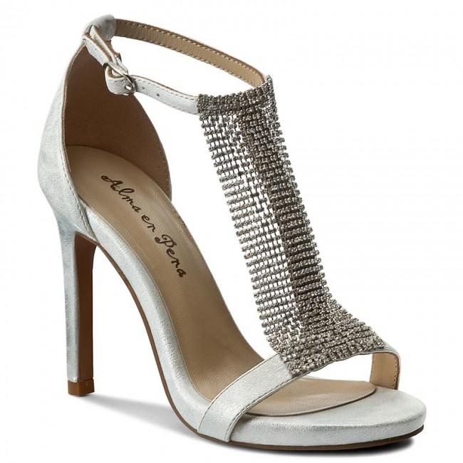 Sandals ALMA EN PENA - V17096 Silver