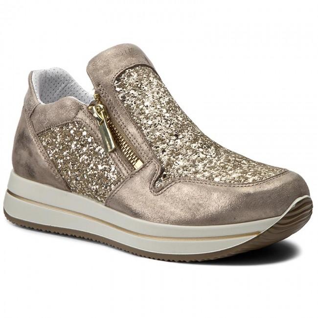 Sneakers IGI&CO - Dku7 7773600 Taupe/Oro