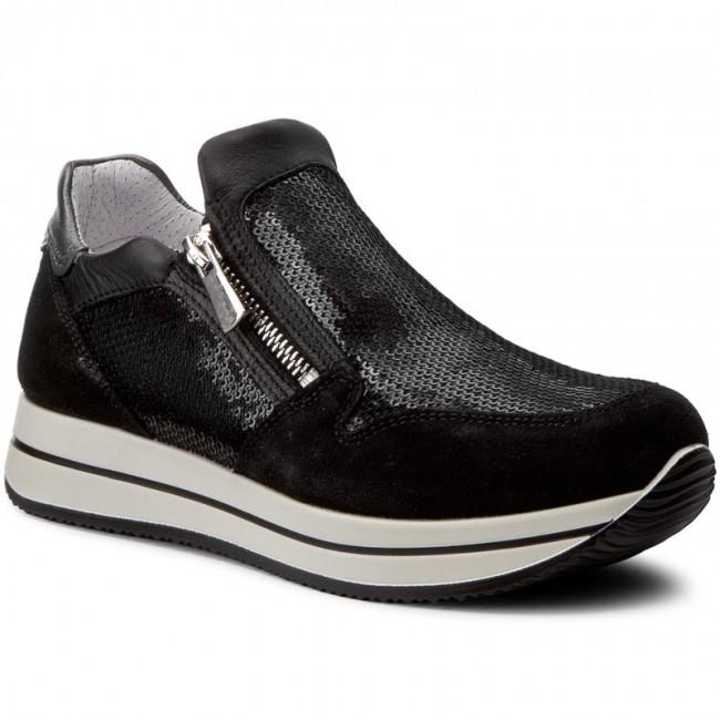 Sneakers IGI&CO - Dku 7 7773700 Nero