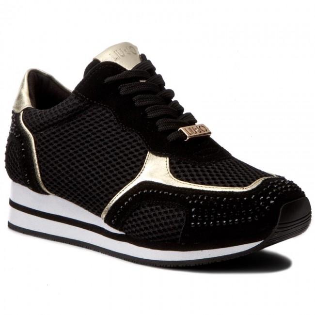 Sneakers LIU JO - Running Rioko S17149 P0281 Nero 22222