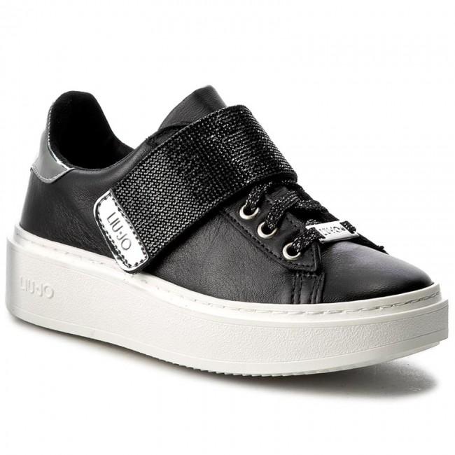 Sneakers LIU JO - Sneakers Naoko S17135 P0273 Nero 22222
