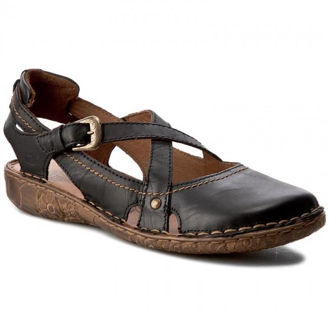 Sandals JOSEF SEIBEL - Rosalie 13 79513 95 100 Schwarz