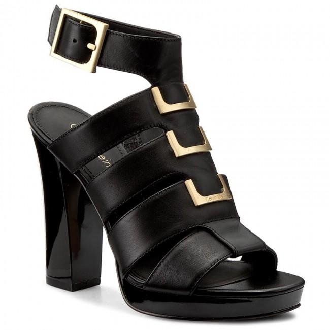 Sandals CALVIN KLEIN - Benita E4548  Black