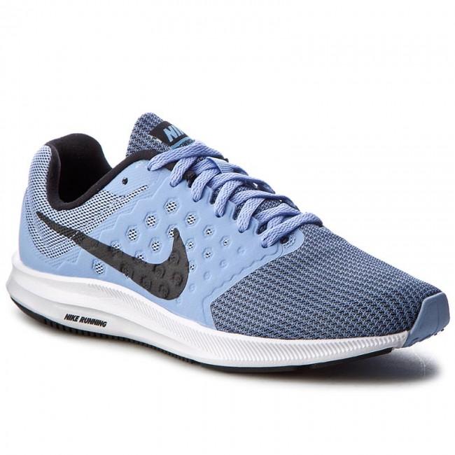 Fuera de plazo mapa Ordinario  Shoes NIKE - Downshifter 7 852466 400 Aluminium/Black/White - Indoor -  Running shoes - Sports shoes - Women's shoes | efootwear.eu