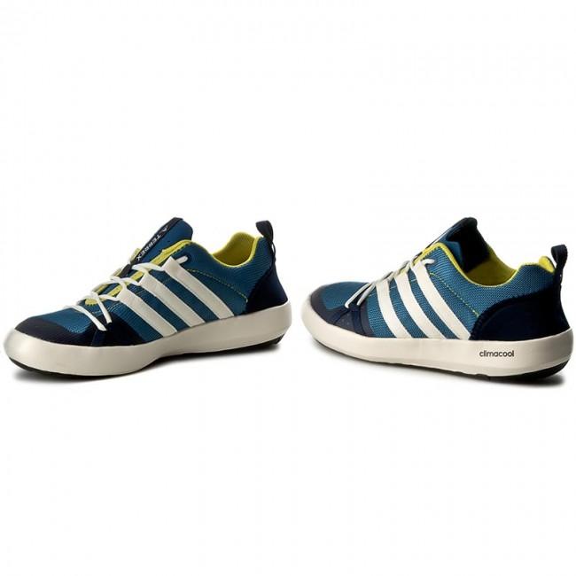 Shoes adidas Terrex CC Boat BB1908 CorbluCwhitCorblu