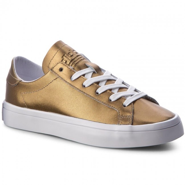 Shoes adidas Courtvantage W BB5201 CoppmtCoppmtFtwwht