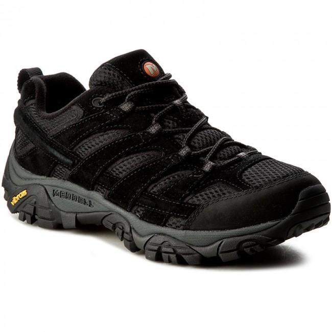 Trekker Boots MERRELL - Moab 2 Vent J06017 Black Night