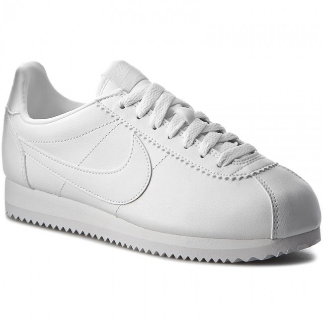 official photos 0ef05 20c63 Shoes NIKE - Classic Cortez Leather 807471 102 White/White