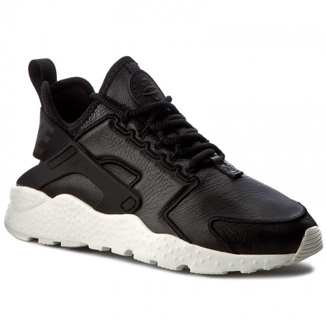 nike air huarache run sneaker low black