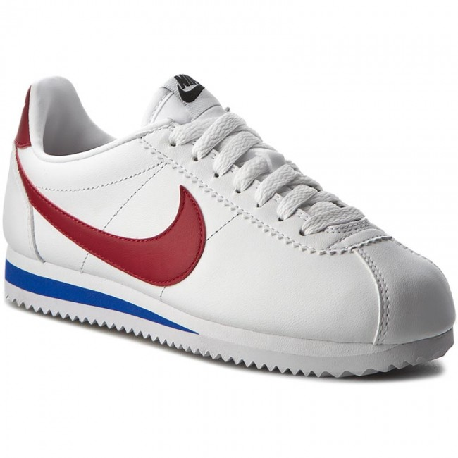 premium selection 9fc70 89398 Shoes NIKE - Classic Cortez Leather 807471 103 White/Varsity Red