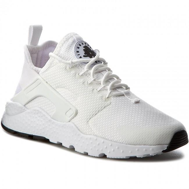 ballet Notable Ejercicio  Shoes NIKE - W Air Huarache Run Ultra 819151 102 White/White/White/Black -  Sneakers - Low shoes - Women's shoes | efootwear.eu