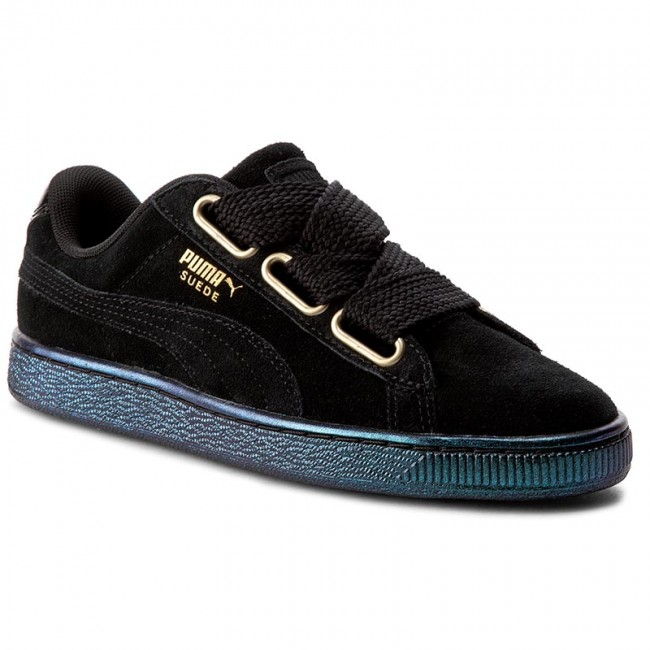Sneakers PUMA - Suede Heart Satin Wn's