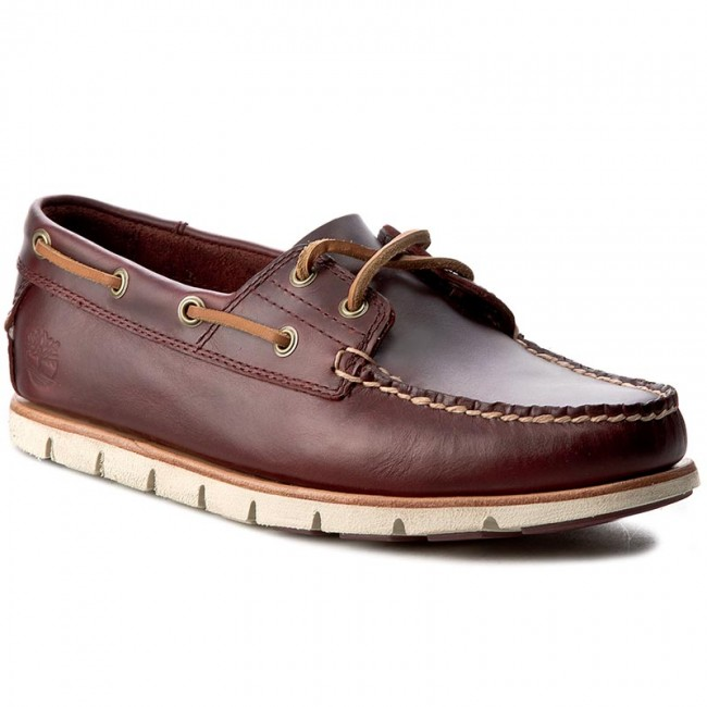 061ccbbb72f Moccasins TIMBERLAND - Tidelands 2 Eye A1BHM Redwood