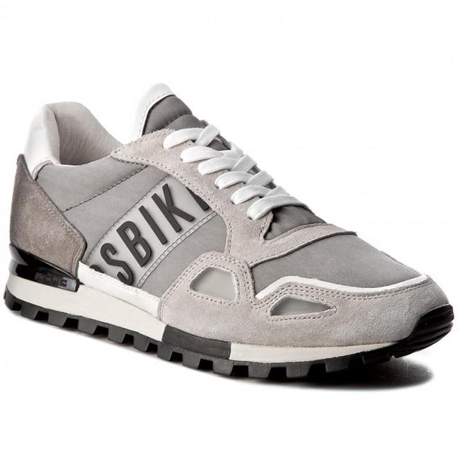 new arrival 0c1c5 0d7a2 Sneakers BIKKEMBERGS - Fend-Er 867 Low Shoe M BKE108656 Grey/L.Grey