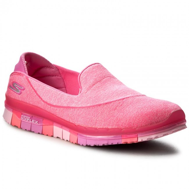 skechers on the go pink