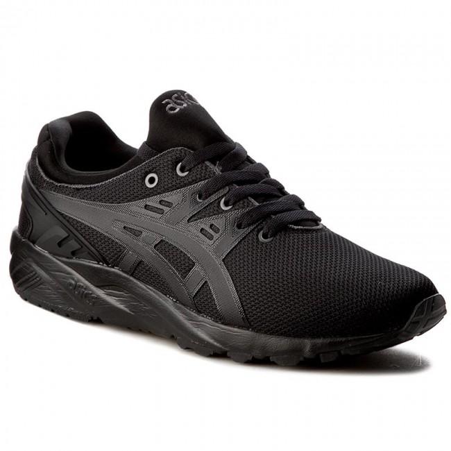 best authentic b5bcb d98eb Sneakers ASICS - TIGER Gel-Kayano Trainer Evo H707N Black/Black 9090