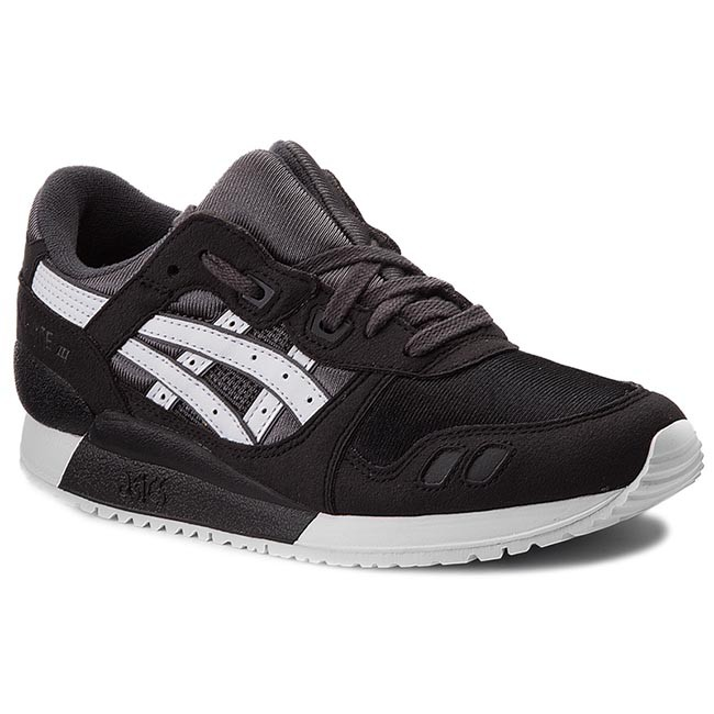 pretty nice 51f7f a054b Sneakers ASICS - TIGER Gel-Lyte III GS C5A4N Dark Grey/White 9501