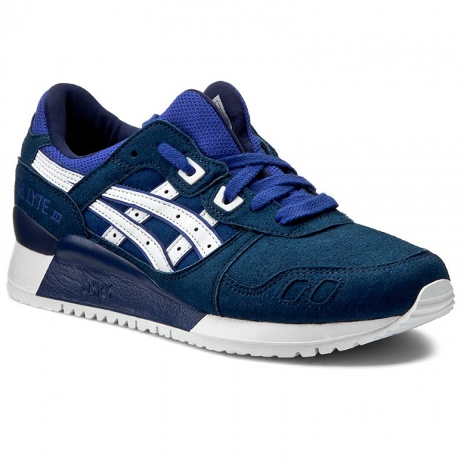 Sneakers ASICS TIGER Gel Lyte III H7K4Y Asics BlueWhite 4501