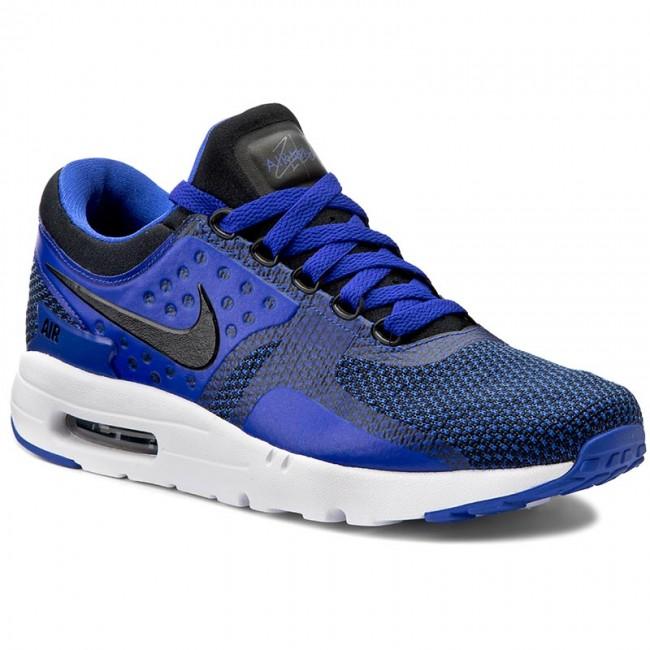 Shoes NIKE Air Max Zero Essential 876070 001 BlackBlackParamount Blue