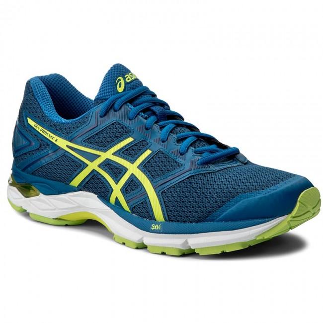 Shoes ASICS - Gel-Phoenix 8 T6F2N Thunder Blue/Safety Yellow/Indigo Blue 4907