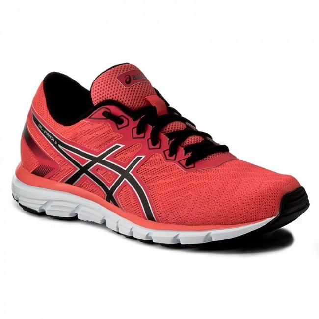 Shoes ASICS Gel Zaraca 5 T6G8N Diva PinkBlackSilver 2090