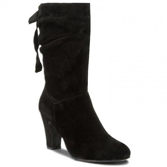 Knee High Boots TAMARIS 1 25052 29 Black 001 Jackboots