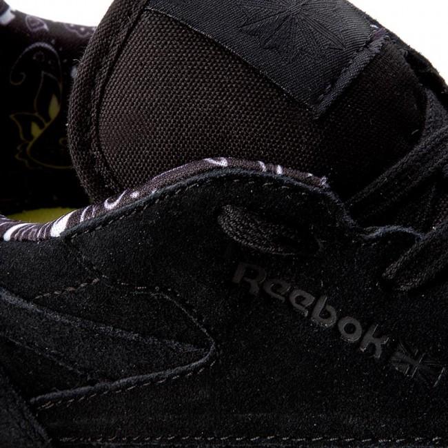 Shoes Reebok Cl Leather Tdc BD5049 BlackWhite Sneakers