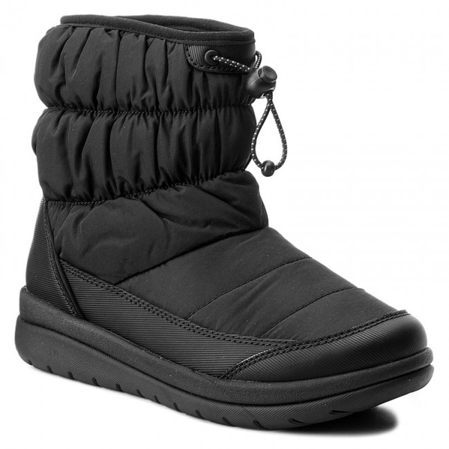 Snow Boots CLARKS Cabrini Bay 261286574 Black