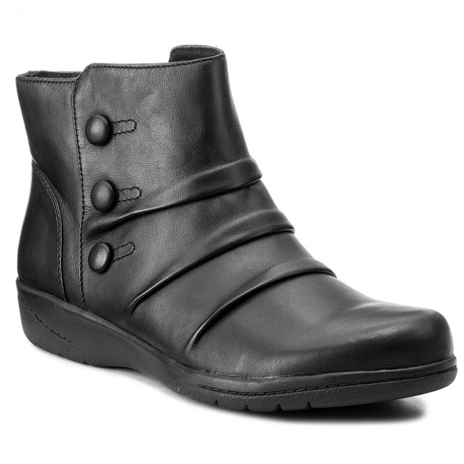 56a98e30 Boots CLARKS - Cheyn Anne 261301864 Black