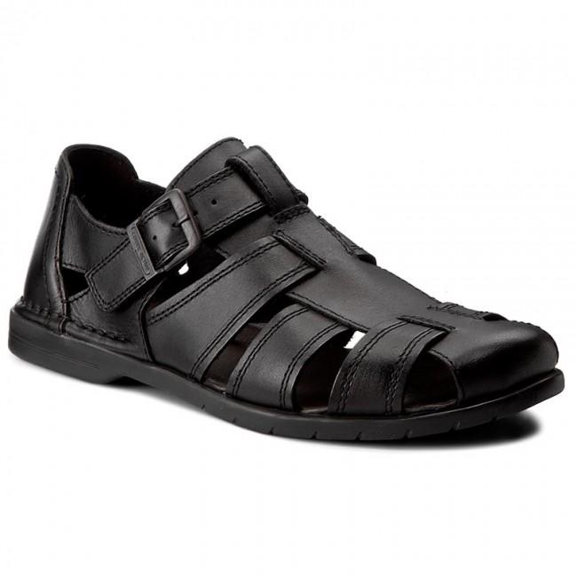 Sandals CAMEL ACTIVE Kreta 410.12.02 Black