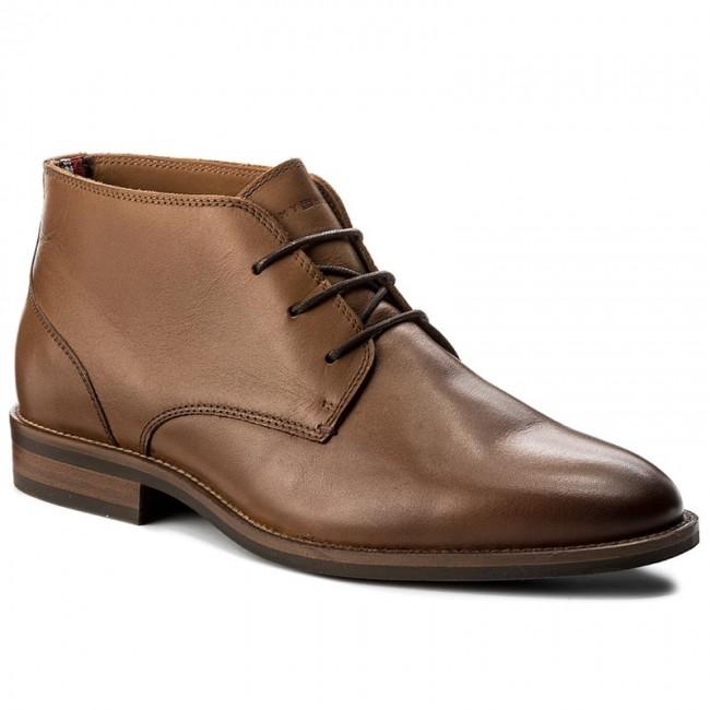 Mocassins Homme Loafers Tommy Hilfiger Signature Hilfiger Leather Shoe
