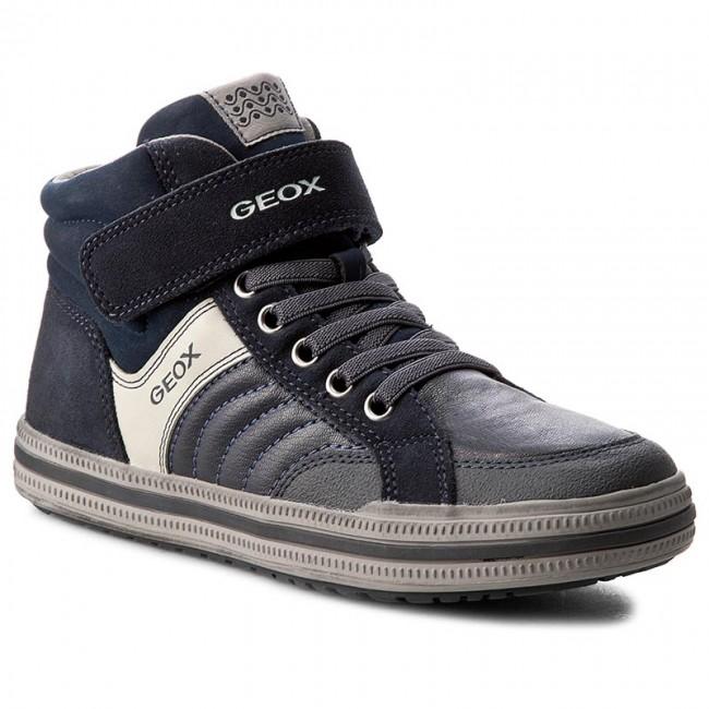 prueba Hecho de Plano  Boots GEOX - J Elvis A J64A4A 05422 C4002 D Navy - Boots - High boots and  others - Boy - Kids' shoes | efootwear.eu