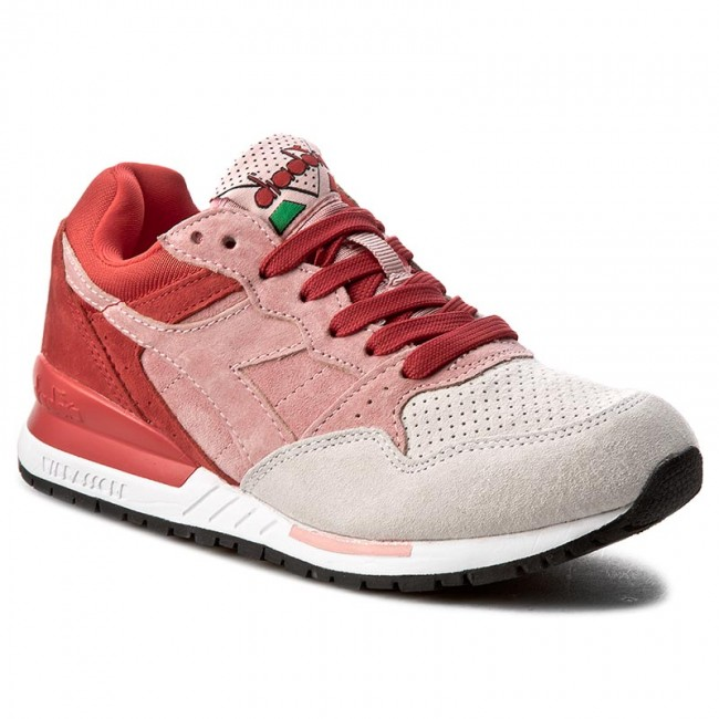 Diadora Intrepid Premium 170957-25061 Mens Beige Low Top Sneakers Shoes 7.5