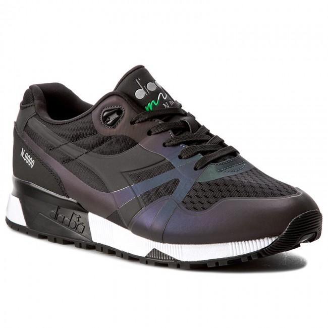 7ece37eb Sneakers DIADORA - N9000 Mm Hologram 501.171824 01 80013 Black