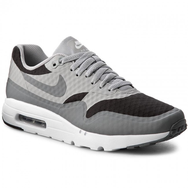Shoes NIKE Air Max 1 Ultra Essential 819476 008 BlackCool GreyWolf Grey