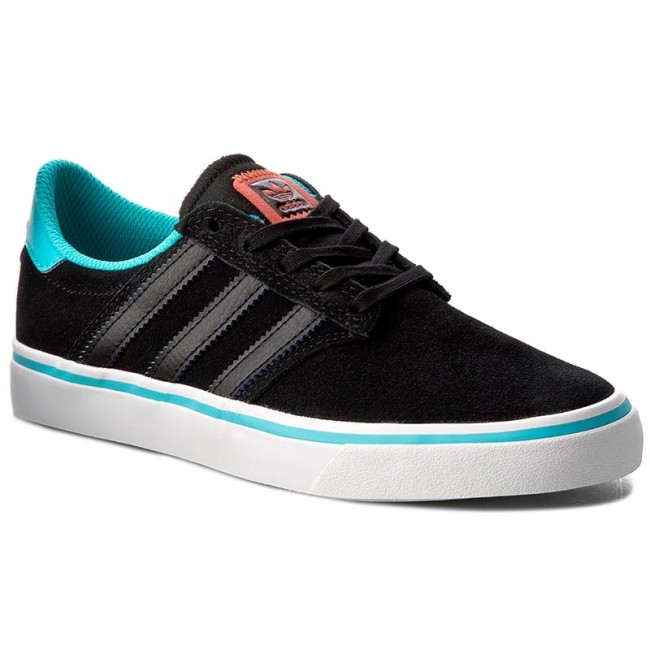 Shoes adidas Seeley Premiere BB8521 CblackEnebluEneora