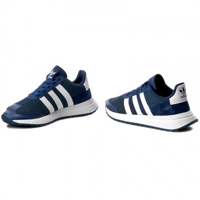 Si fibra Folleto  Shoes adidas - Flb W BA7755 Mysblu/Ftwwht/Mysblu - Sneakers - Low shoes -  Women's shoes | efootwear.eu