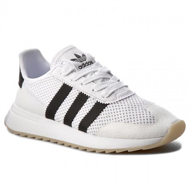 Ingresos Habitual Extraordinario  Shoes adidas - Flb W BA7760 Ftwwht/Cblack/Ftwwht - Sneakers - Low shoes -  Women's shoes | efootwear.eu