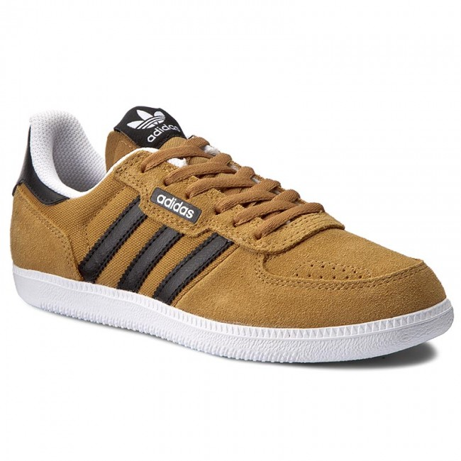 Shoes adidas Leonero BB8534 MesaCblackFtwwht
