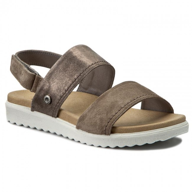 top design online for sale new release Sandals LEGERO - 0-00700-38 Taupe Savona
