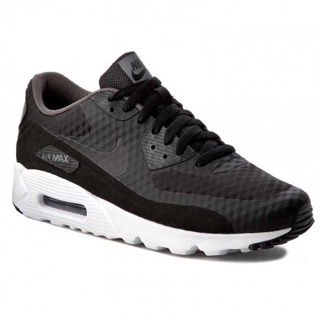 Shoes NIKE Air Max 90 Ultra Essential 819474 013 BlackBlack Dark GreyWhite