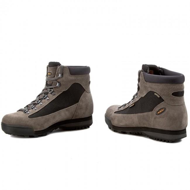 3178c264 Trekker Boots AKU - Slope GTX GORE-TEX 885.4 Nero/Grigio - Trekker ...