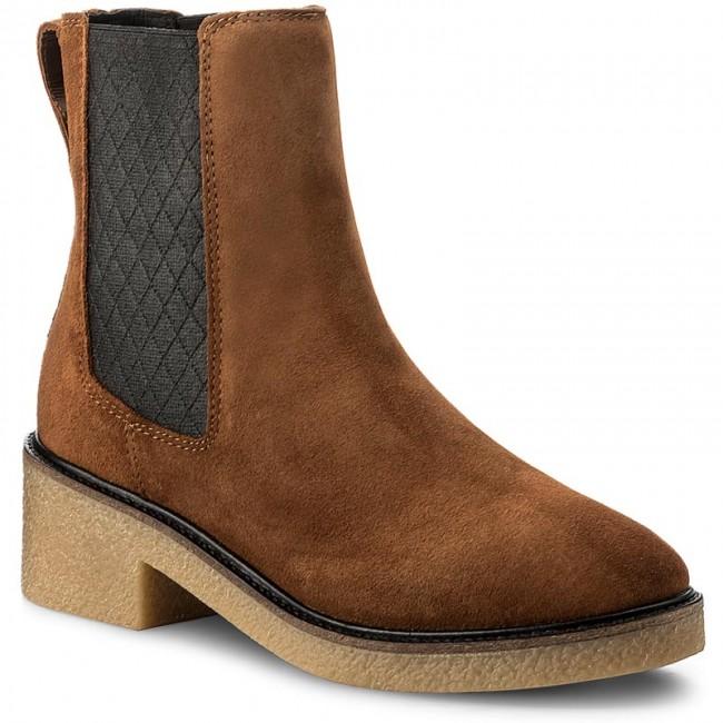 hot sales ba2a6 9bbe3 Boots TOMMY HILFIGER - Mia 3B2 FW0FW01920 Winter Cognac 906