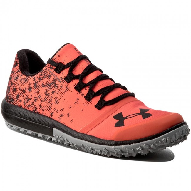sports shoes c1268 2d5ad Shoes UNDER ARMOUR - Ua Speed Tire Ascent Low 1285685-296 Pxf/Ocg/Blk