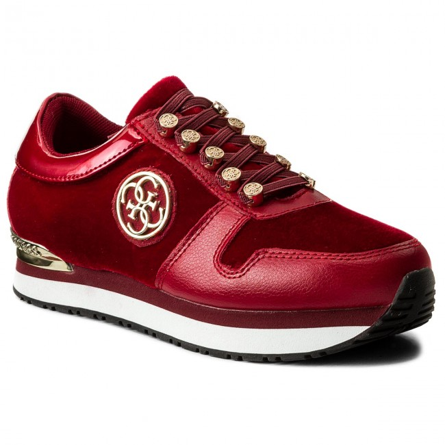 Sneakers GUESS - Roman FLROM3 FAB12 RED