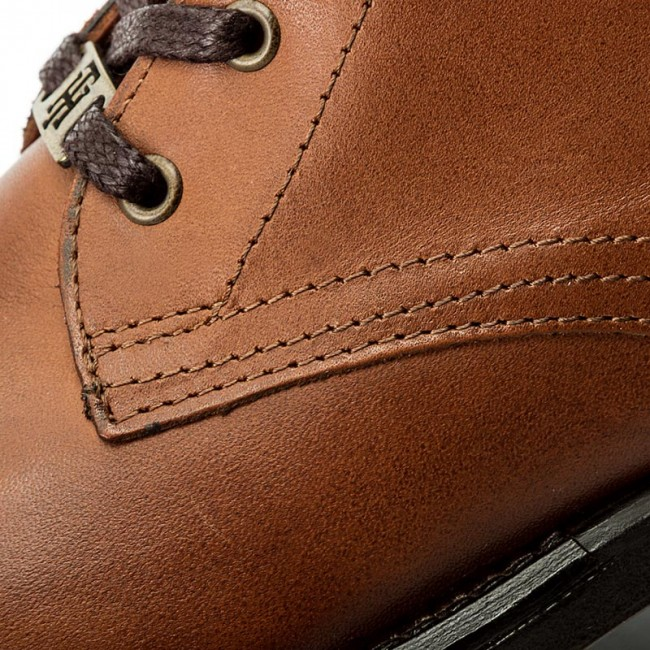online store 63fe3 49935 Boots TOMMY HILFIGER - Bologna 5A1 FW0FW02025 Cognac 606